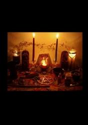 Магические ритуалы обряды с помощью чёрной магии